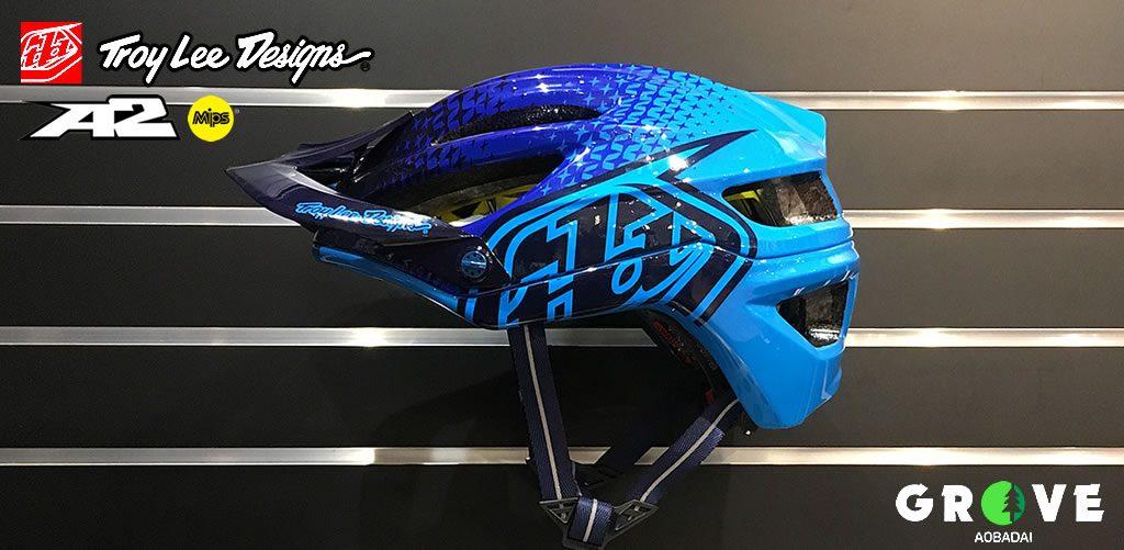 troy lee designs 2018年 初期発売モデル a2 helmet mips 横浜市青葉区