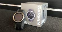 GARMIN vivoactive3を買ってみました
